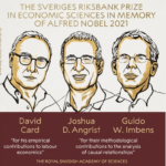 Nobel in economics by applying real life experience in research